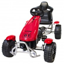 Kart Pedales Supreme Red Edition