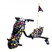 Scooter Boogie Drift Pro Bluetooth 15km h 3 Veloc Llave Party