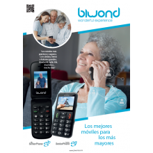 Posters A3 Telefonos Biwond S9 y S10