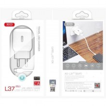 Pack Cargador Corriente L37 21A Cable Lightning XO