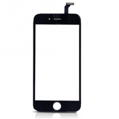 Cristal Pantalla Tactil iPhone 6 Negro